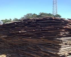 延安竹胶板回收