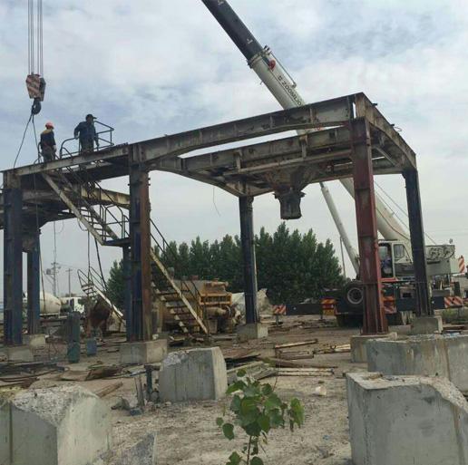 渭南倒闭厂矿拆除回收