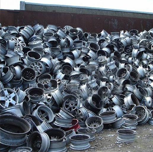 渭南废钢废铝回收