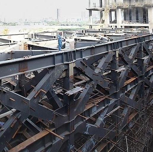 商洛钢结构建筑物回收