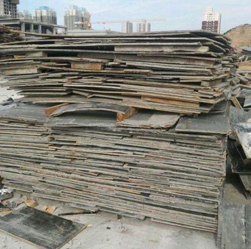 西安木板回收