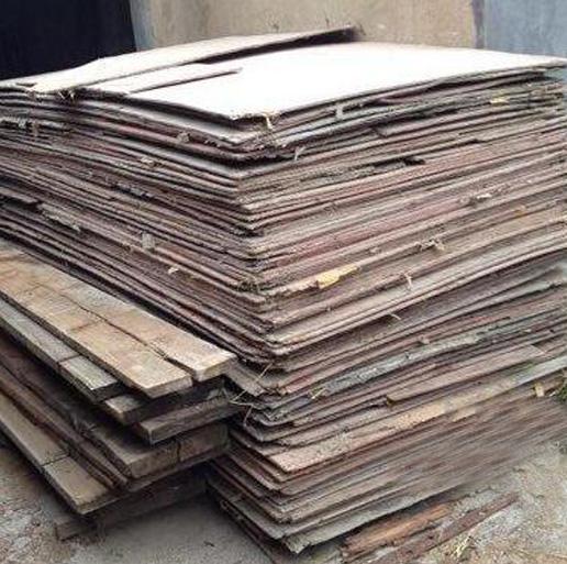 陕西木板回收