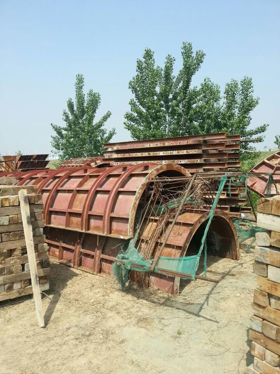 延安建筑钢模板回收