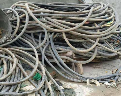 陕西电线电缆回收