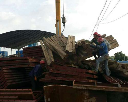 榆林建筑钢模板回收