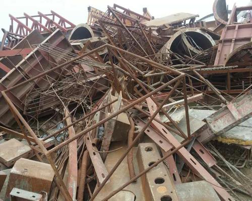 渭南钢模板回收