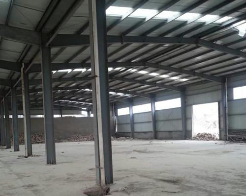 延安钢结构建筑物回收