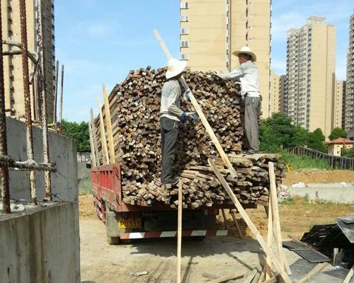 安康废旧方木模板回收