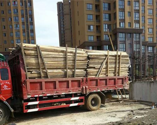 咸阳废旧方木模板回收