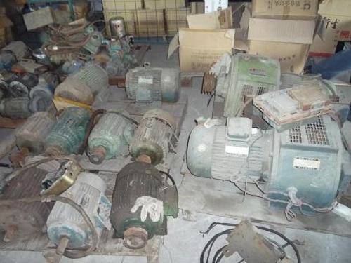 汉中废旧电机回收