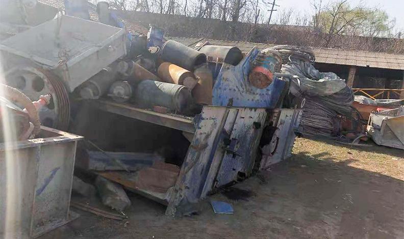 陕西哪有废铁回收