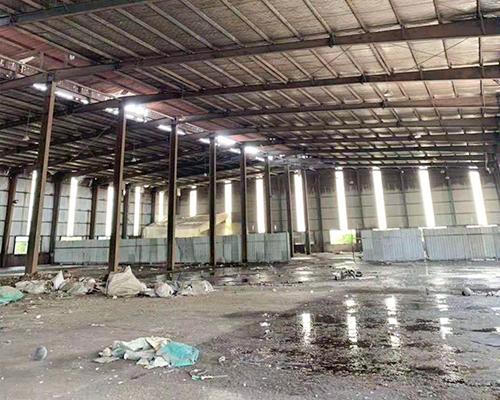 陕西钢结构厂房回收