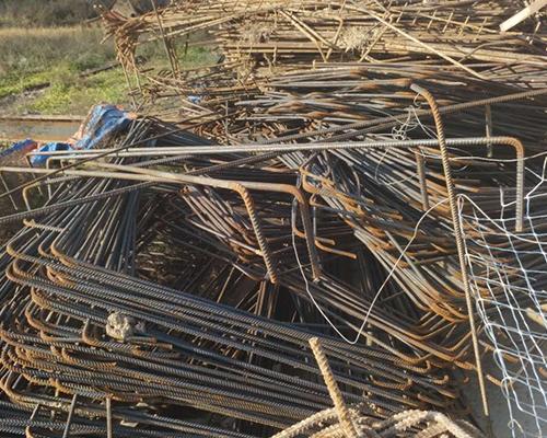 西安废钢筋回收价格