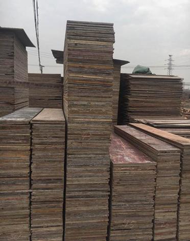 废旧木板回收