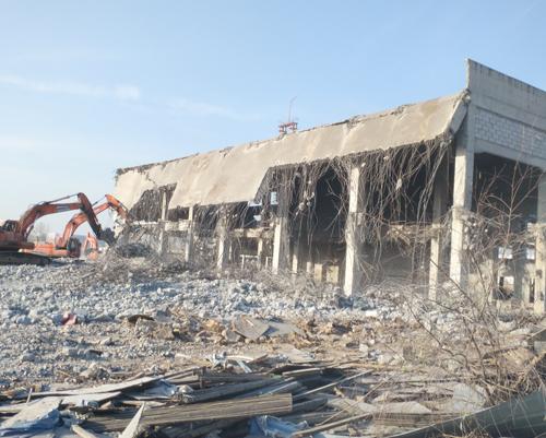 工厂拆除回收
