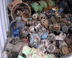 渭南废旧电机回收