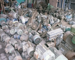 陕西废旧电机回收