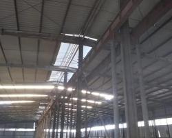 西安钢结构厂房回收